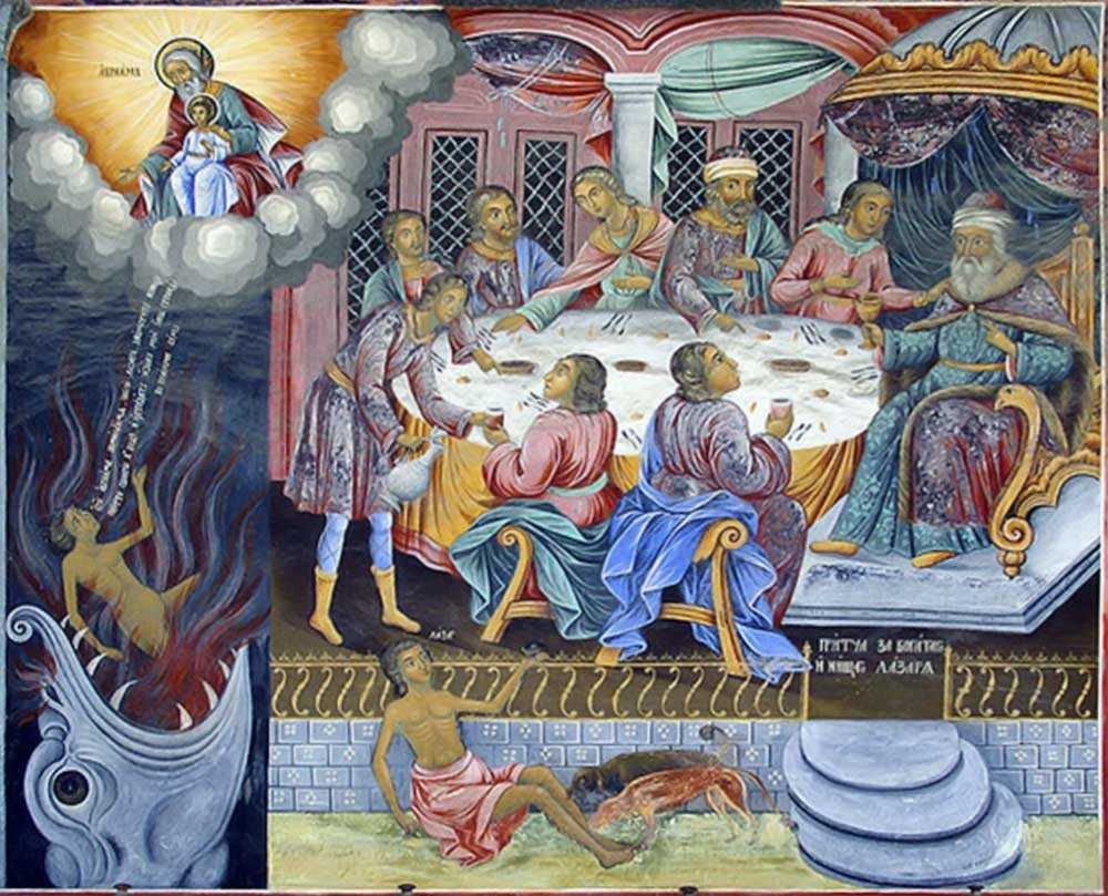 Predica IPS Bartolomeu Anania (2000): SARACUL LAZAR SI BOGATUL….NESIMTIT
