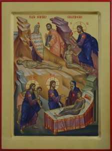 Razvan Badescu, Galati, Pilda bunului samarinean