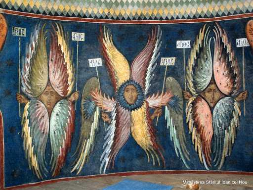 Tambur turla - Serafim si heruvimi (S-E)