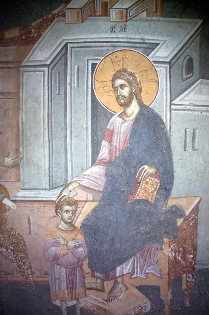St Ignatius Child