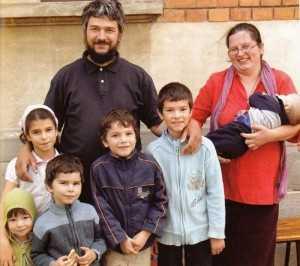 familie ortodoxa multi copii