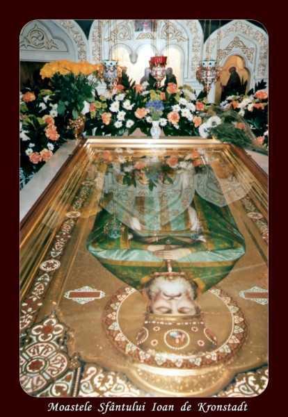 Sfantul Ioan de Kronstadt (†20 dec.): PRIVESTE MAI DES IN INIMA TA, COBOARA-TE IN ADANCUL EI!