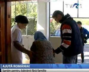 """Ajuta Romania (TVR)  reportaj despre Fundatia """"Sfantul Sava"""" condusa de pr. MIHAIL MILEA (video) - Recomandari4"""