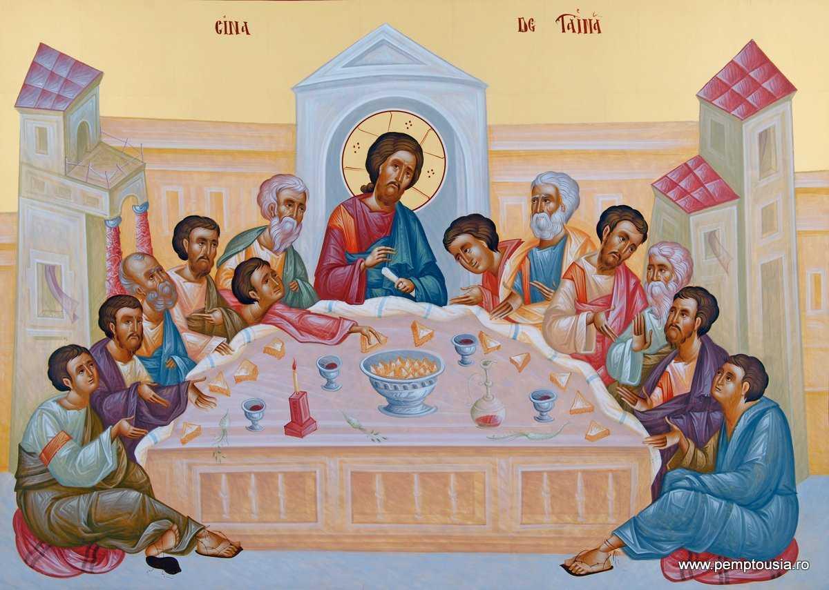 CINA CEA MARE. Predica Sfantului Iustin Popovici (de Celie) la Duminica Sfintilor Parinti (a Stramosilor Domnului). <i>&#8220;Cand sa ma mai gandesc si la Hristos?&#8221;</i>
