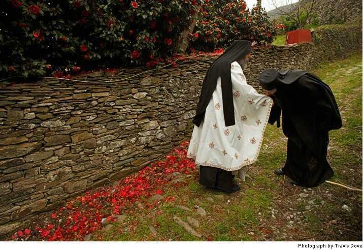 <i>&#8220;Faramiturile Ospatului&#8221;</i>: O VIATA DE ASCULTARE PE LANGA UN BATRAN: <i>&#8220;Ascultarea manastireasca asa cum era practicata de catre calugarii de odinioara este o taina duhovniceasca inalta. Noua ne este imposibil de a o imita in intregime&#8221;</i>