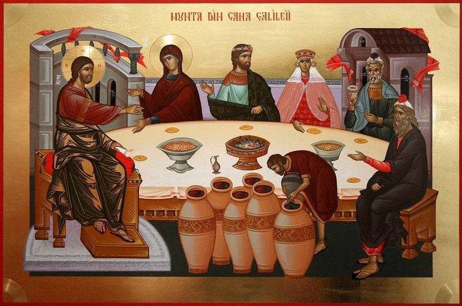 Sfantul Teofan Zavoratul: DE CE SUNTEM ALUNGATI DE LA NUNTA?