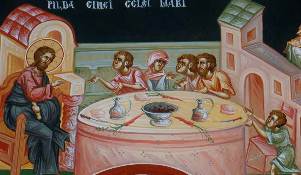 pilda cinei celei mari - Mihai Coman - Sf. Grigorie Palama