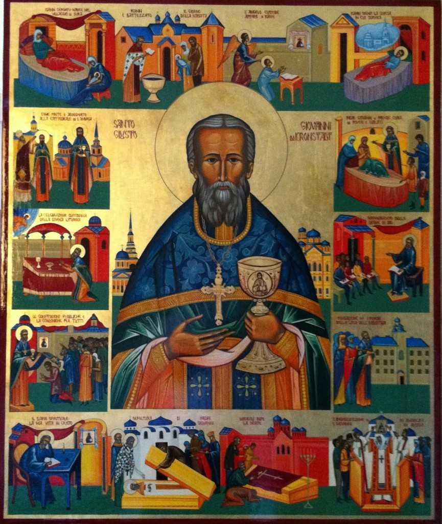 san Giovanni di Kronstadt