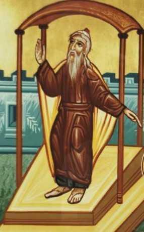 fariseul mandru