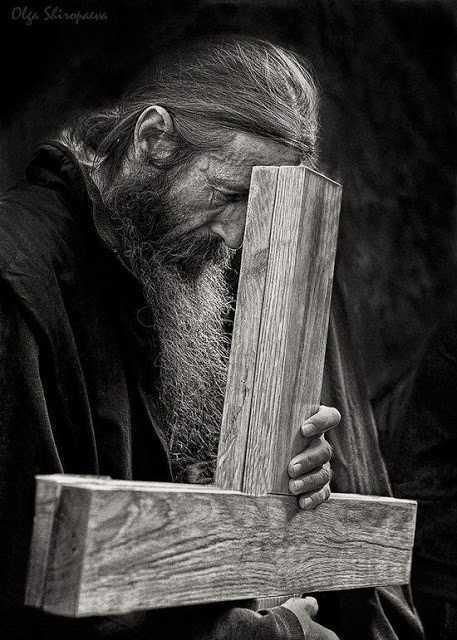 μοναχός σταυρός