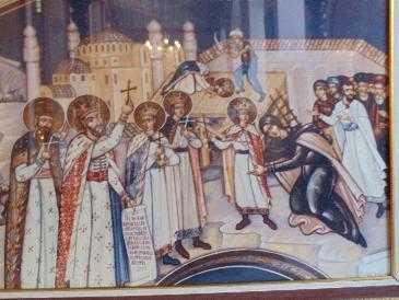 Sfintii-Martiri-Brancoveni-martiriul