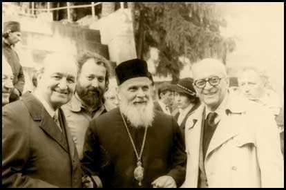 PS Iustinian Chira si prietenii lui Steinhardt