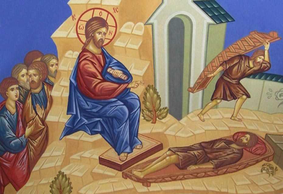 """PREDICI LA DUMINICA A II-A DIN POSTUL MARE (a Sfantului Grigorie Palama): <b>""""FUNIA"""" BUNATATII LUI DUMNEZEU CARE NE IARTA PACATELE</b>: <i>""""Te conjur din partea lui Dumnezeu celui viu, frate crestine, nu lasa sa se rupa funia!""""</i>"""