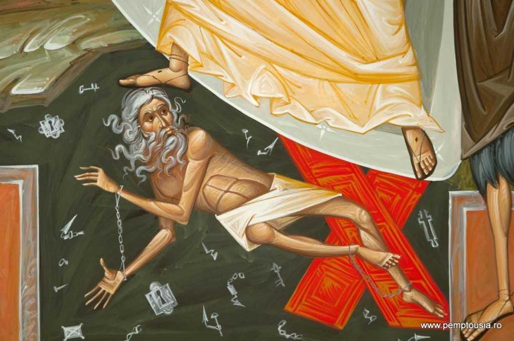 DOUA MORTI SI DOUA INVIERI. Parintele Rafail ne ajuta sa intelegem mai bine: CE MOARTE A NIMICIT HRISTOS? <i>(audio + text)</i>
