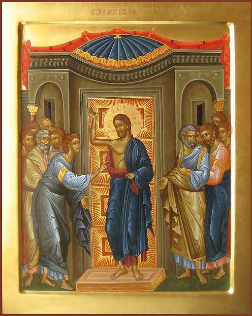 """PREDICI AUDIO si meditatie la DUMINICA TOMII: Sfantul Apostol Toma, """"geamanul"""" nostru. Chiar a fost """"necredincios""""?"""