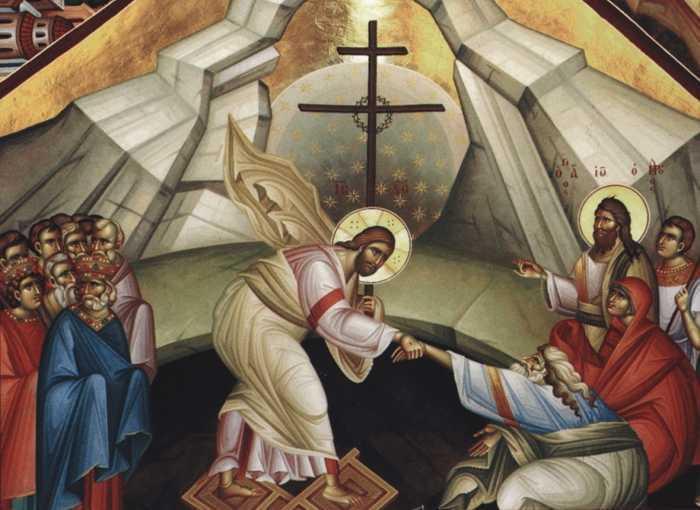"""Cuvinte la Duminica Invierii: <i>""""PRAZNUIM OMORAREA MORTII, SFARAMAREA IADULUI SI INCEPATURA ALTEI VIETI, VESNICE""""</i>. Cum <i>""""sa ne curatim simtirile""""</i> ca sa vedem Invierea lucratoare si intru noi, simtind si bucuria ei?"""
