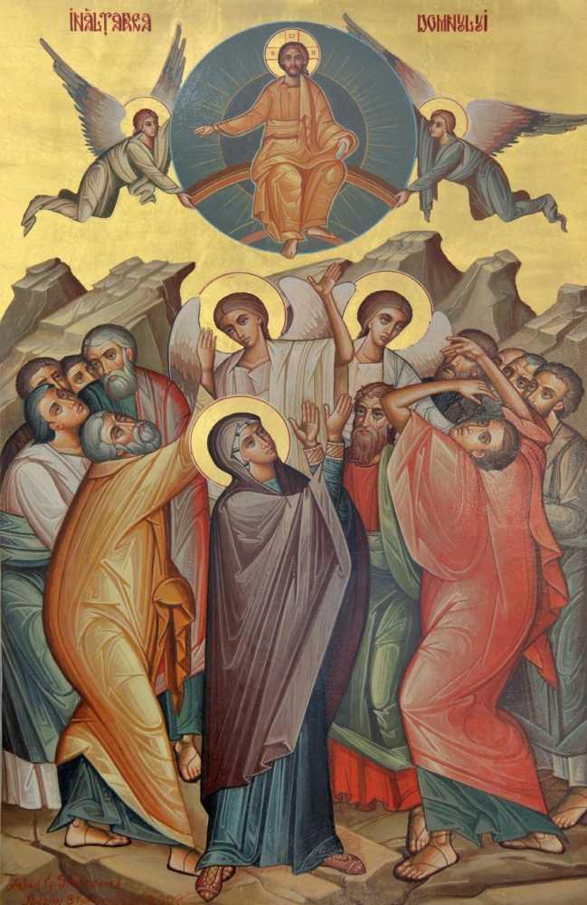HRISTOS S-A INALTAT! <b>Predici audio si video</b> la INALTAREA DOMNULUI. <i>&#8220;Iisuse, Cel Ce Te-ai inaltat de la noi la cer, nu ne lasa pe noi singuri!&#8221;</i>
