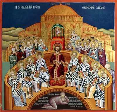 Conciliu Nicea 1