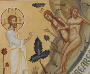 Crearea Evei din Adam