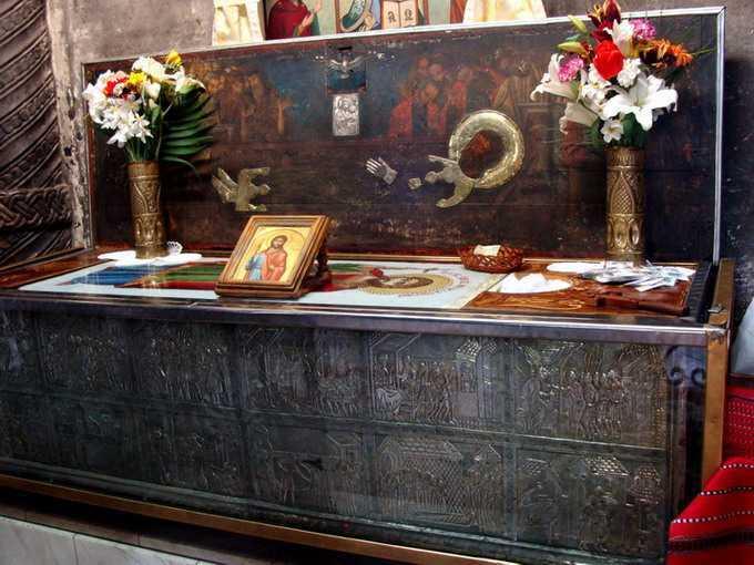 Sf. M. Mc. Ioan cel Nou de la Suceava