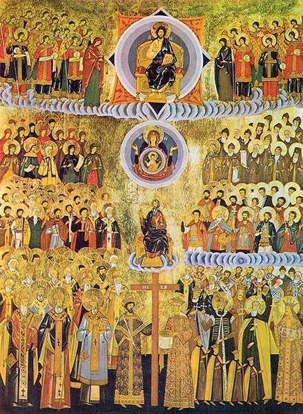 """PREDICI la DUMINICA SFINTILOR ROMÂNI (audio, text): <i>""""Sa cerem ajutorul sfintilor români si al SFINTILOR INCHISORILOR pentru vremurile grele prin care trecem!""""</i>. CUM POATE PIERI NEAMUL CAND SE STRICA """"SAREA PAMANTULUI""""?"""