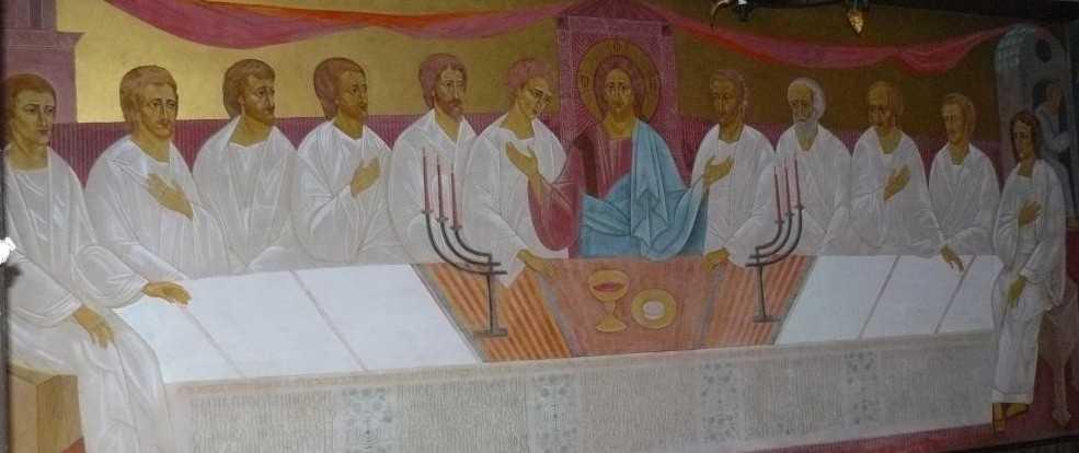manastirea-essex-cina-cea-de-taina1
