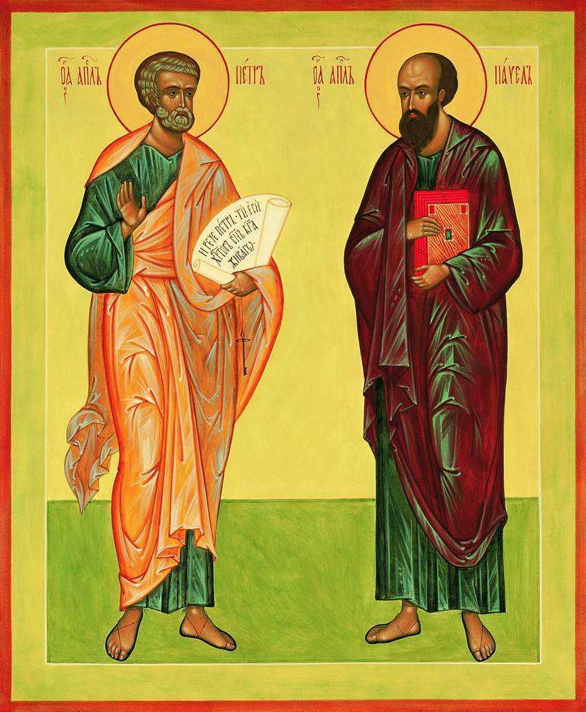 SFINTII APOSTOLI PETRU SI PAVEL si DUMINICA A TREIA DUPA RUSALII (<i>&#8220;despre grijile vietii&#8221;</i>). Predici audio ale Parintelui Ciprian Negreanu