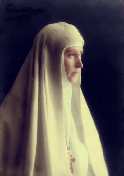 Grand Duchess Elizabeth Feodorovna, St. Elizabeth the New Martyr