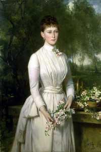 Zon,_Karl_Rudolf_-_Portrait_of_Grand_Duchess_Elizabeth_Feodorovna,_Hermitage