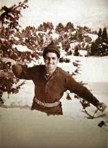 elder paisios as soldier