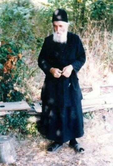 elder paisios prayer