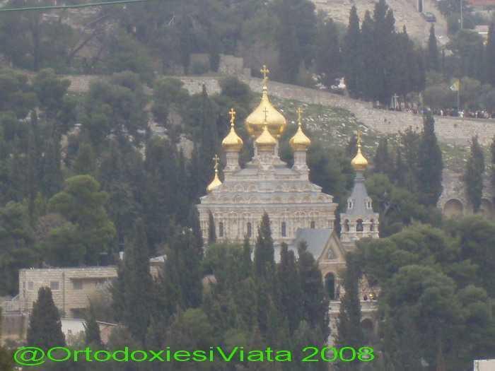 man. Sf Maria Magdalena, Valea Iosafat
