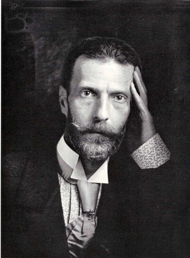 photo of Grand Duke Sergei taken in 1898