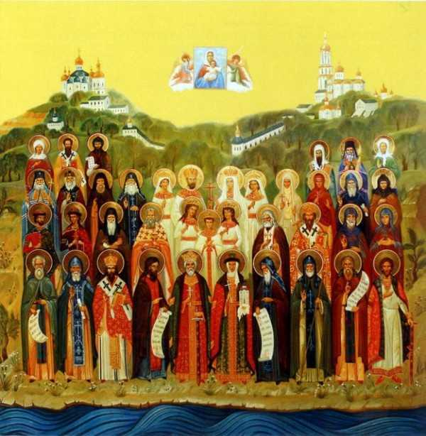 the Sunday of All Saints of Russia