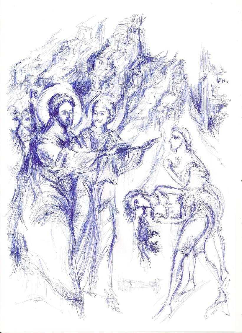 vindecarea-celor-doi-demonizati-din-gadara - albastru-de