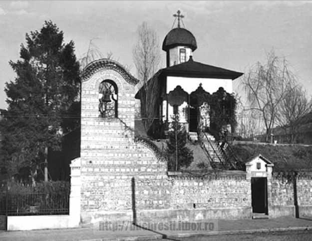41. Biserica Bucur (Ciobanul Bucur)