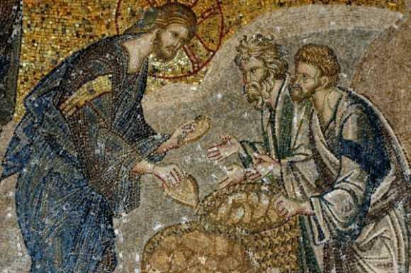 PREDICI AUDIO si TALCUIRI DE MARE PROFUNZIME la EVANGHELIA INMULTIRII PAINILOR: <i>Ce vrea Hristos de la noi si ce cautam noi la Dumnezeu?</i>