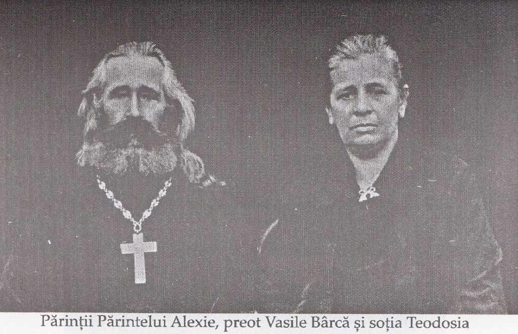Parintii Preotului Alexie Barca