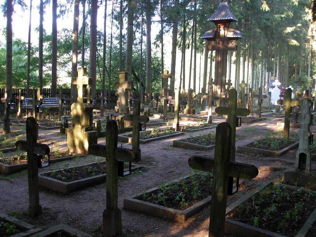 cimitir Sihastria