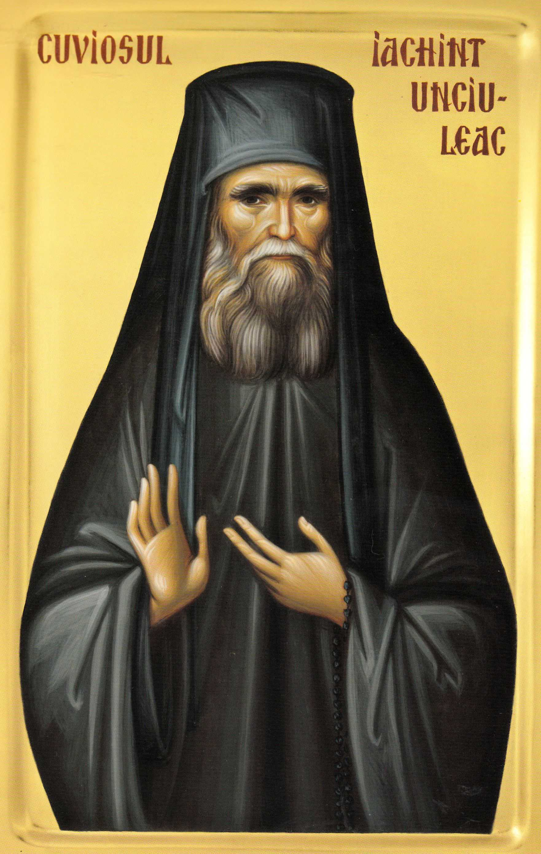 PARINTELE IACHINT, STARETUL SI DUHOVNICUL (†23 iunie 1998) &#8211; documentar video realizat de MANASTIREA PUTNA <i>(include inregistrari audio inedite si filmari emotionante cu marele duhovnic al Bucovinei)</i>