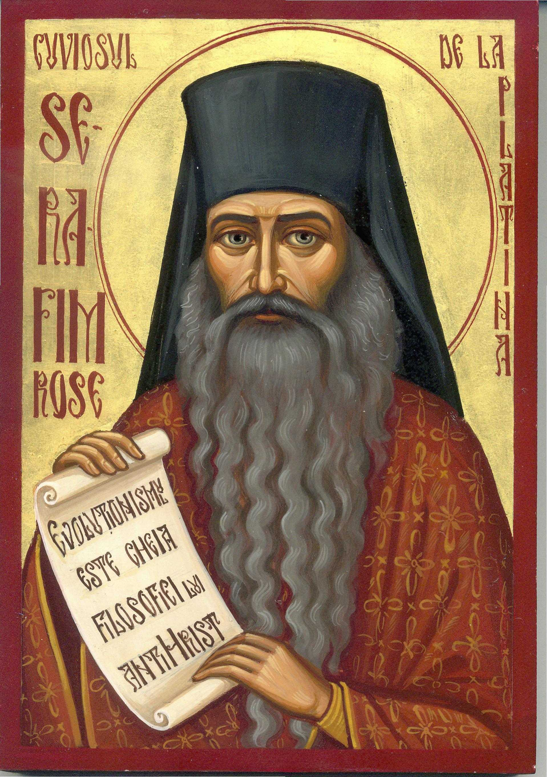 ACATISTUL <b>Cuviosului Serafim Rose</b> din Platina, <i>&#8220;candela stralucitoare a lui Hristos ce lumineaza vremurile din urma&#8221;</i> (2 septembrie)