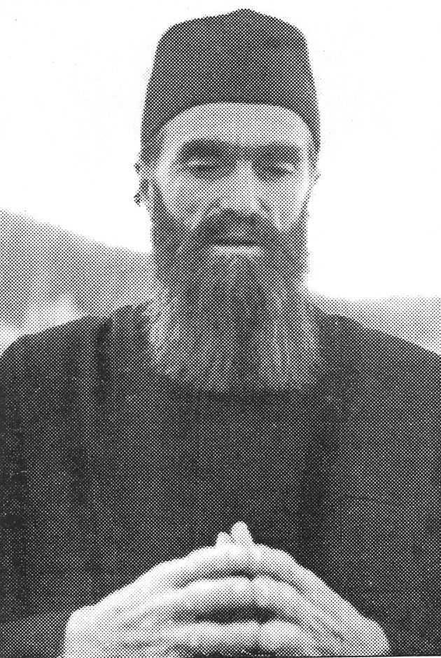 Parintele Iachint Putna 1977 II