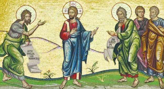 chemarea primilor apostoli - Sf Andrei cel intai chemat