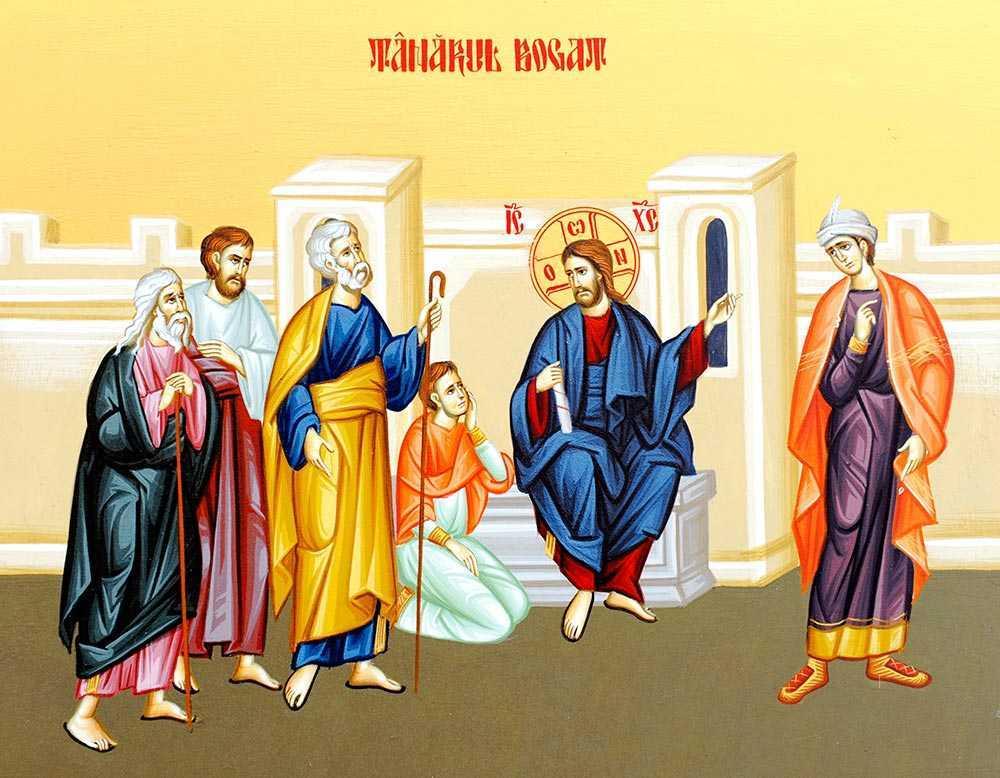 SA FIM ATENTI LA CHEMARILE LUI DUMNEZEU DIN VIATA NOASTRA! Predica (si audio) a parintelui NICHIFOR HORIA la Evanghelia tanarului bogat (2014)