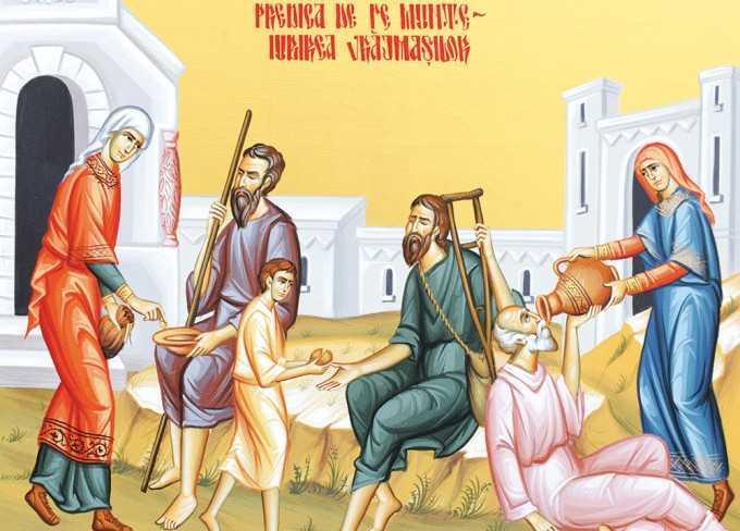 """Predici audio """"provocatoare"""" duhovniceste despre IUBIREA VRAJMASILOR si IUBIREA CASNICILOR: <i>""""Lui Dumnezeu Ii place sa-I spunem: NU POT, DOAMNE! Cel mai mult ii place lui Dumnezeu sa-I marturisim neputinta""""</i>"""