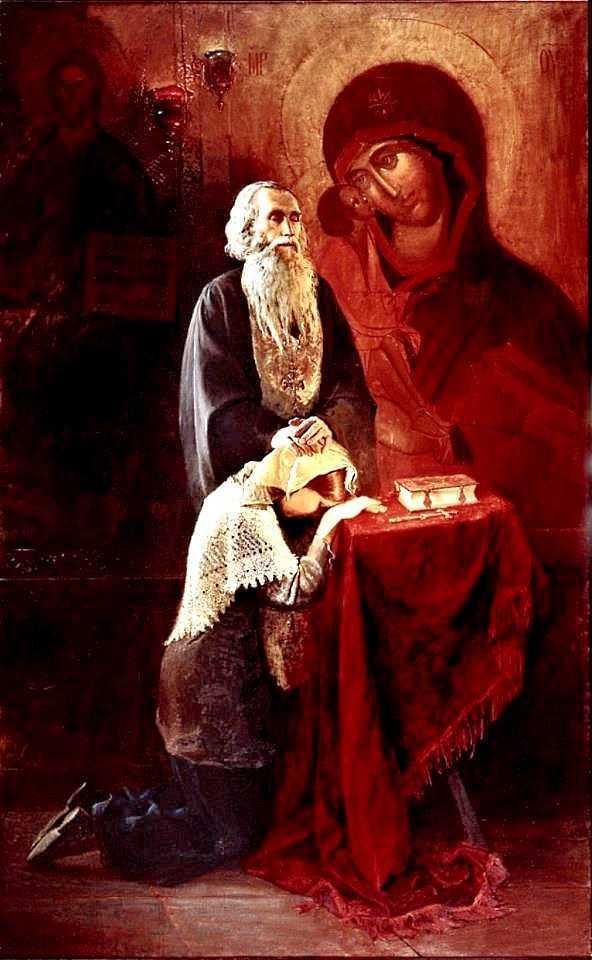 "STARETUL NICON DE LA OPTINA – sfaturi si indreptari duhovnicesti pentru SPOVEDANIE, NADEJDE si DISCERNAMANT cuprinse in scrisorile sale (I): <i>""<b>Nu deznadajdui cand vezi in tine feluritele neputinte. RABDA-TE SI PE TINE!</b>""</i>"