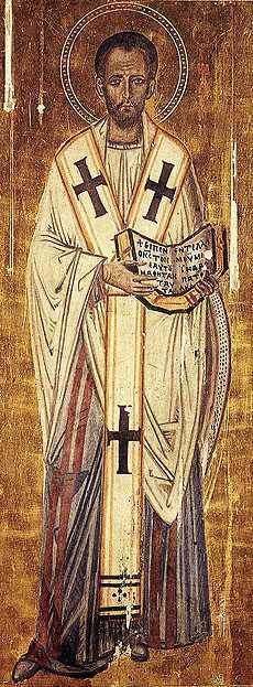 Ioan-Hrisostom-icoană-bizantină-s10-IN-L