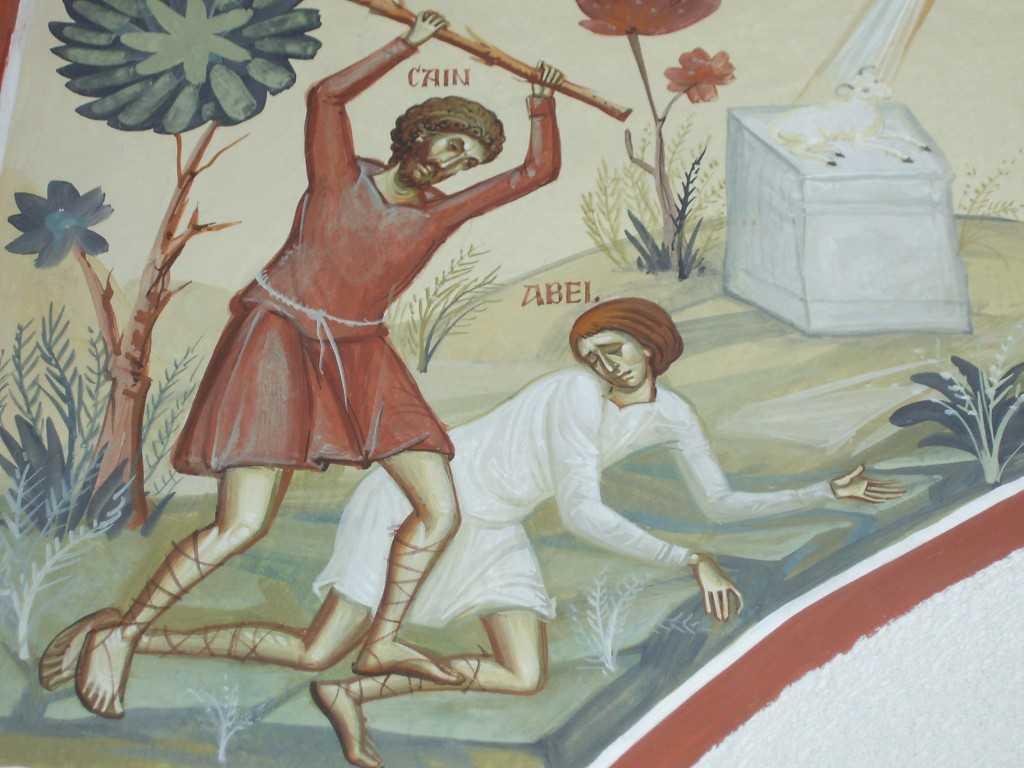 Ioan Popa - Cain ucide pe Abel