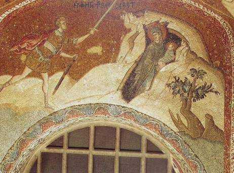 Duminica dupa Nasterea Domnului: FUGA IN EGIPT, DREPTUL IOSIF, PRUNCII UCISI DE IROD. <i>&#8220;<b>Crucea lui Iisus incepe deodata cu nasterea Sa</b>&#8220;</i>. Predica Parintelui Cleopa despre DEOSEBIREA VISELOR SI A MINUNILOR MINCINOASE