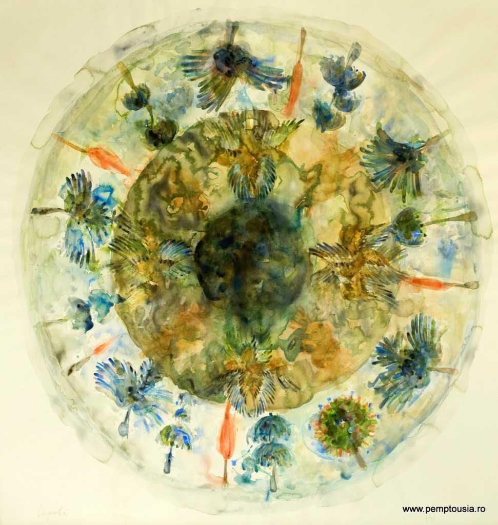 13-Raiul-adamic-acuarela-pe-hartie-2011-971x1024